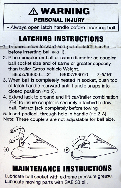 11166 Instructions
