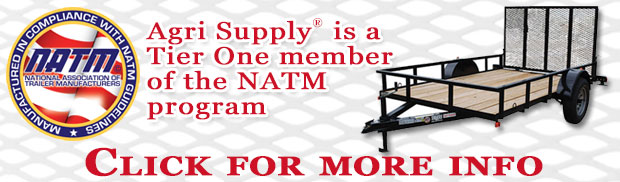 Agri Supply® is a tier one member of the NATM program