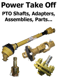 PTO Shafts & Accessories
