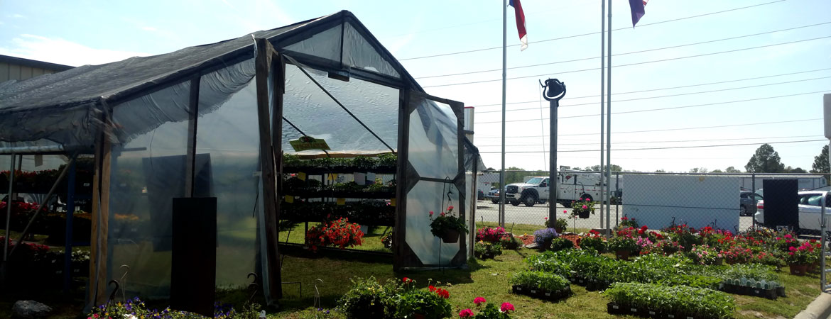 Greenhouse at Agri Supply® of Greenville