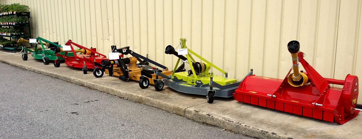 Mowers at Agri Supply® of Petersburg