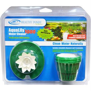 Aqualily™  Water Cleaner 1000 Gal