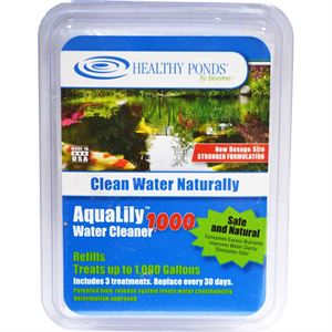AquaLily™  Water Cleaner Refills