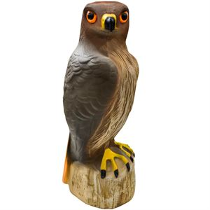 Bird-B-Gone Hawk Decoy