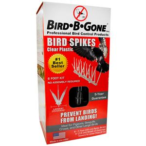 Plastic Bird Spikes