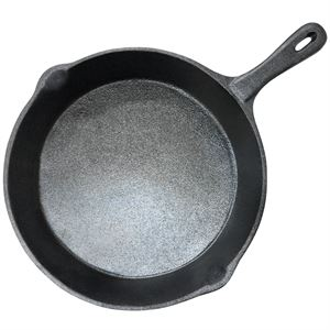 Carolina Cooker® Preseasoned Skillet, 9-1/2 In.