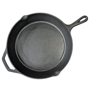 Carolina Cooker® Preseasoned Skillet, 13 In.