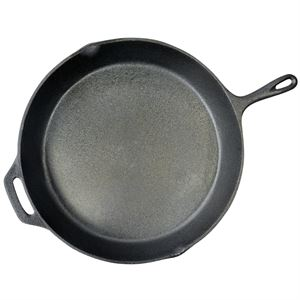 Carolina Cooker® Preseasoned Skillet, 15-1/2 In.