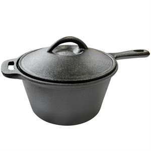Carolina Cooker® Preseasoned Saucepan, 1.5 Qt.