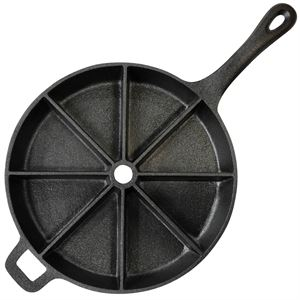 Carolina Cooker® Wedge Skillet, 8 Slices
