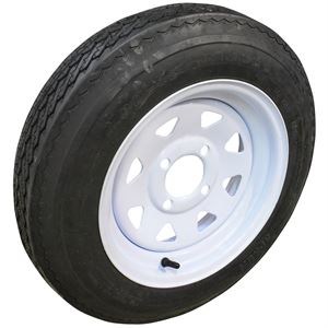 4.80 x 12, 4 On 4, 8 Spoke Sport Assembly