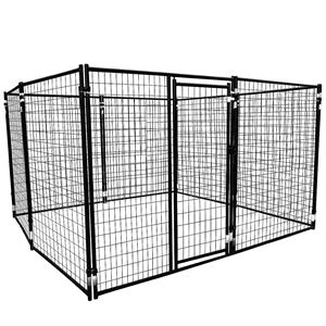 Dog Kennel, 10 Ft. x 10 Ft. x 6 Ft.