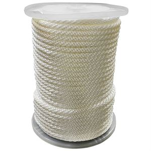 Solid Braided Poly Rope, 1/2 In.
