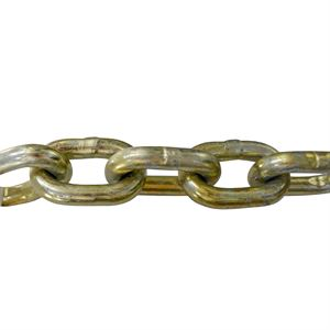 Transport Chain, 3/8 In. Grade 70 Steel