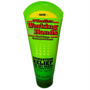Working Hands, Hand Cream, 3 Oz.
