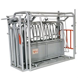 Heavy Duty Cattle Chute