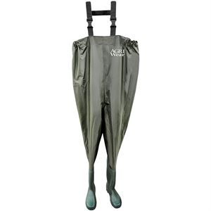 PVC Boot Chest Wader Mens Size 8