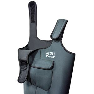 Agri Wear® Neoprene Size 8 Chest Wader