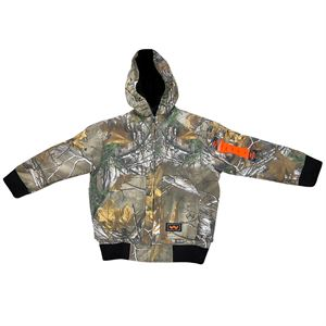 Youth XS Insulated RealTree® Jacket