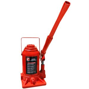 Agri Supply 12 Ton Hydraulic Stubby Bottle Jack