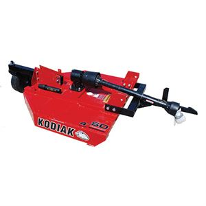 Rotary Mower Point Hitch