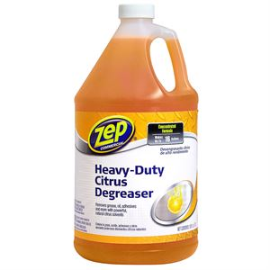 Zep® Citrus Cleaner and Degreaser, 1 Gal