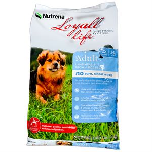 Loyall Life™ Dog Food, Lamb and Brown Rice