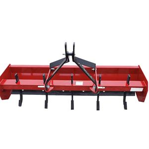 6-Feet Box Blade with Front & Rear Blades