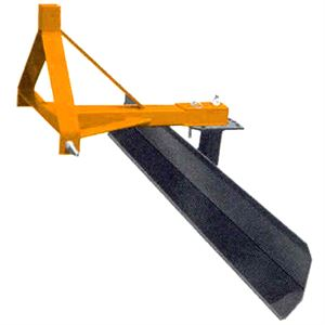 6 Offset Blade 3-Point Hitch