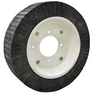Laminated Tire and Wheel Assembly, 4.00 x 8, 4 Bolt