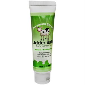 Udder Essence Balm, 3 Oz. Tube