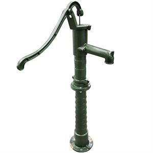 Tall Shallow Well Pitcher Pump