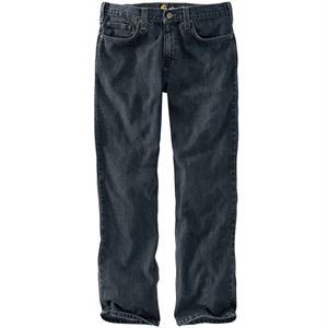 Relaxed Fit Holter Jean, 36 x 30, Bed Rock