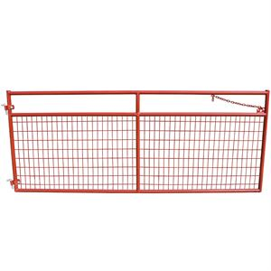 10 Wire Filled Double Bar Gate
