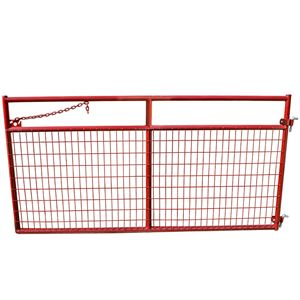 8 Wire Filled Double Bar Gate