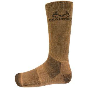 Realtree Casual Socks Brown