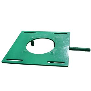 Gearbox Baseplate to fit Agmate 7' Rear Discharge Finishing Mower