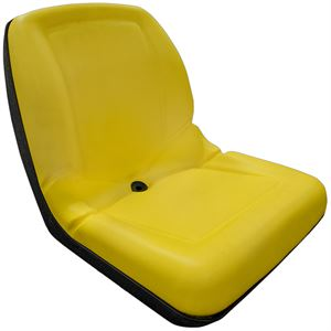 Yellow Seat to fit JD Gator