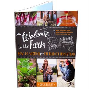 Welcome To The Farm How-to Book