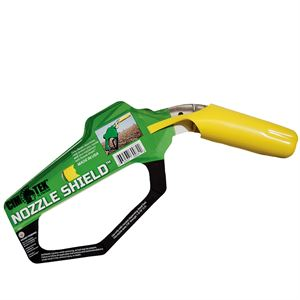 Nozzle Shield For Diesel Pump