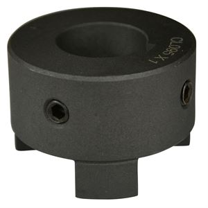 1-inch Half Jaw Coupling CL095