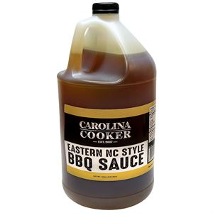 Eastern NC Style BBQ Sauce Gallon Size
