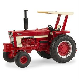 1:32 Ih1066 Open Station Tractor