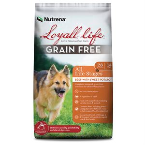 Loyall Gf Beef & Potato Dog Food