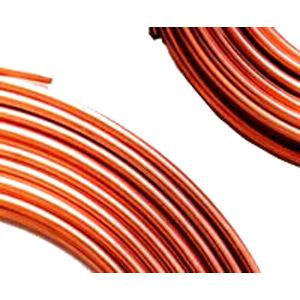 Copper Tubing, 1/2 In. O.D.