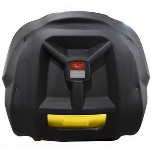 Universal Yellow Lawn Tractor Seat