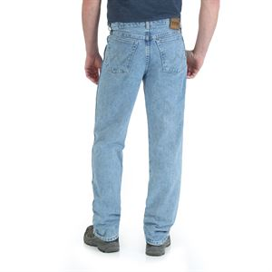 Relaxed Rugged Wear® Wrangler Jeans, 38 x 30