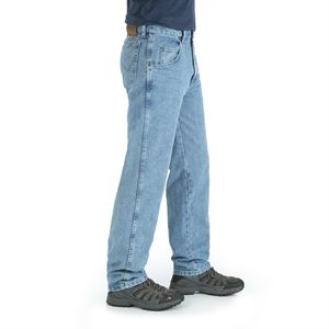 Relaxed Rugged Wear® Wrangler Jeans, 44 x 30