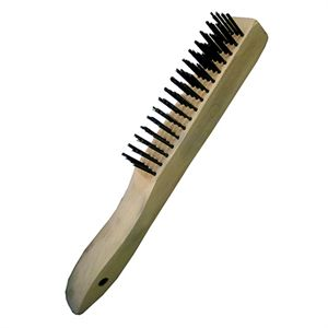 Shoe Handle Wire Brush