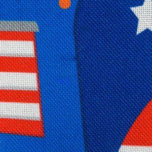 America Camper Garden Flag